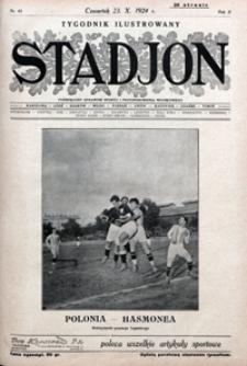 Stadjon, 1924, nr 43
