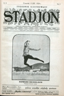 Stadjon, 1924, nr 50