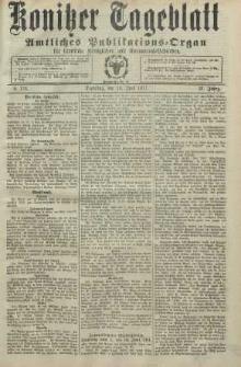 Konitzer Tageblatt.Amtliches Publikations=Organ, nr136