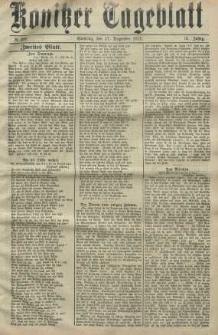 Konitzer Tageblatt.Amtliches Publikations=Organ, nr297