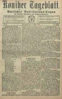 Konitzer Tageblatt.Amtliches Publikations=Organ, nr55