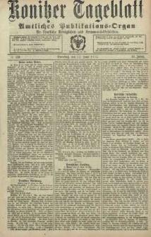 Konitzer Tageblatt.Amtliches Publikations=Organ, nr139
