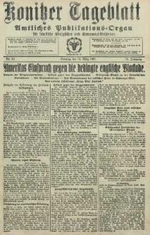 Konitzer Tageblatt.Amtliches Publikations=Organ, nr62
