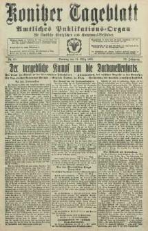 Konitzer Tageblatt.Amtliches Publikations=Organ, nr68