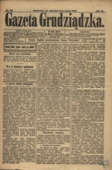 Gazeta Grudziądzka, 1905, nr29 (9 marca)