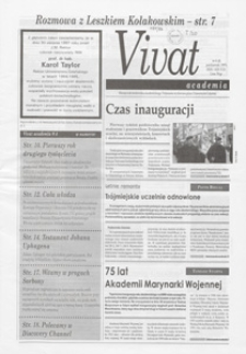 Vivat Academia, 1997, nr 4 (4)
