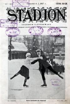 Stadjon, 1927, nr 1
