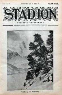 Stadjon, 1927, nr 4