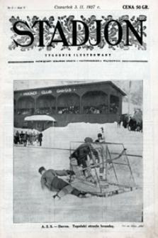 Stadjon, 1927, nr 5
