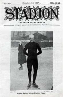 Stadjon, 1927, nr 6