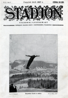 Stadjon, 1927, nr 8