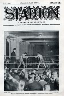 Stadjon, 1927, nr 11