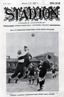 Stadjon, 1927, nr 14