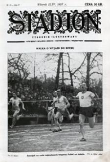 Stadjon, 1927, nr 15