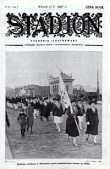 Stadjon, 1927, nr 20