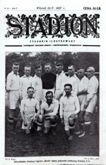 Stadjon, 1927, nr 21