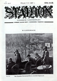 Stadjon, 1927, nr 23