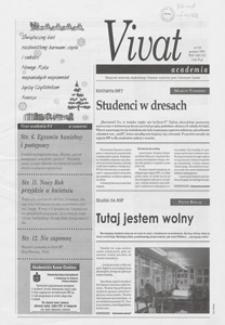 Vivat Academia, 1997, nr 6 (6)