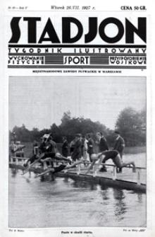 Stadjon, 1927, nr 30