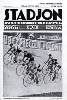 Stadjon, 1927, nr 33