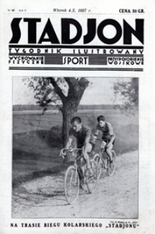 Stadjon, 1927, nr 40