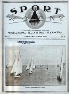 Sport Wodny, 1926, nr 6