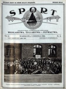 Sport Wodny, 1926, nr 11
