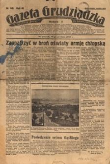 Gazeta Grudziądzka, 1928, nr127 (25 października)