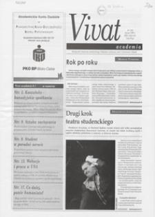 Vivat Academia, 1999, nr 1 (16)