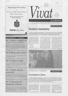 Vivat Academia, 1999, nr 3 (18)