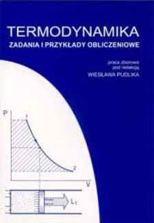 Termodynamika. Zadania i przykłady obliczniowe