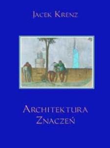 Architektura znaczeń