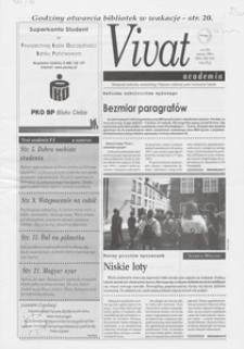 Vivat Academia, 1999, nr 6 (21)
