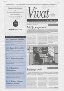 Vivat Academia, 1999, nr 7 (22)