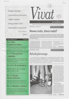 Vivat Academia, 1999, nr 9 (24)