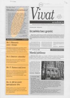Vivat Academia, 2000, nr 1 (25)