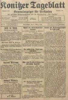 Konitzer Tageblatt.Amtliches Publikations=Organ, nr51