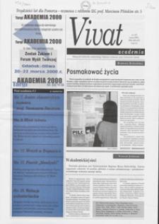 Vivat Academia, 2000, nr 3 (27)