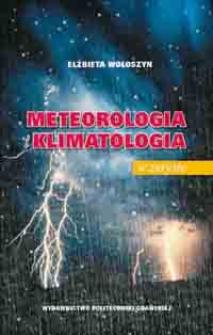 Meteorologia i klimatologia w zarysie