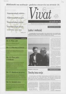 Vivat Academia, 2000, nr 6 (30)