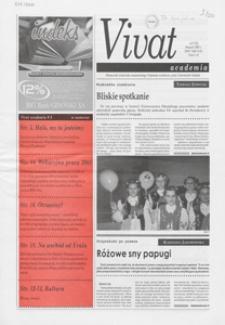 Vivat Academia, 2000, nr 8 (32)