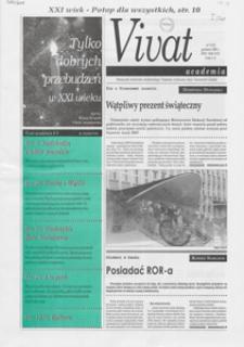 Vivat Academia, 2000, nr 9 (33)