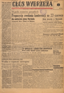 Głos Wybrzeża : pismo Polskiej Partii Robotniczej, 1947.12.13 nr 177