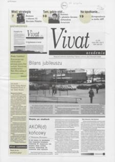Vivat Academia, 2001, nr 3 (36)