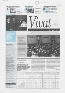 Vivat Academia, 2001, nr 4 (37)