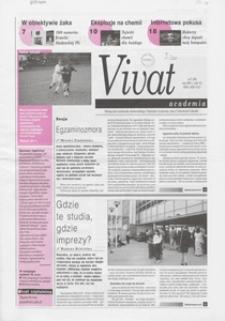 Vivat Academia, 2001, nr 5 (38)