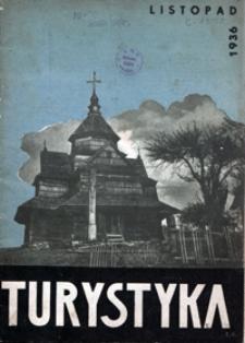 Turystyka, 1936, nr 11