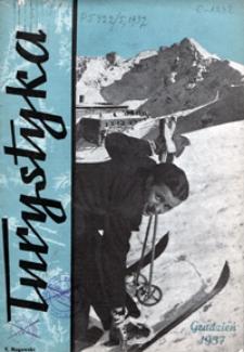 Turystyka, 1937, nr 12