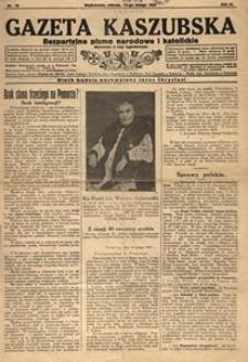 Gazeta Kaszubska 1927, nr 133 (15 lutego)