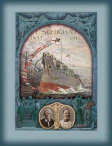 Die Schichau-Werke in Elbing, Danzig und Pillau, 1837-1912